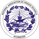 Accredited by the National Association of Private Schools