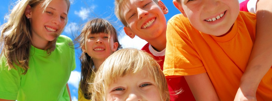 bigstock-Smiling-Children-Outdoors-1998636
